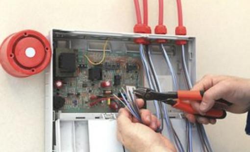 Монтаж охранно пожарной сигнализации в Вологде